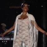Kelis Gives A Sheer Happy Performance