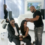 Nelly Shoots Applebottoms Holiday Campaign