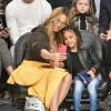 Beyonce & Blue Ivy Selfie