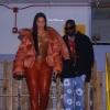 Kanye West & Kim K