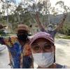 Cedric The Entertainer & Salli Richardson Whitfield & Dondre Whitfield