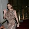 Jennifer Lopez Media Blitz