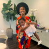 Gabrielle Union & Kaavia James