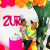 Happy 3rd Birthday Zuri!